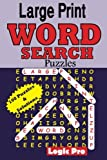 Large Print WORD SEARCH Puzzles (Volume 1)