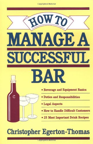 How to Manage a Successful Bar