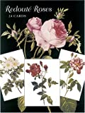 Redoute Roses Postcards in Full Color: 24 Ready-To-Mail Cards (Card Books)