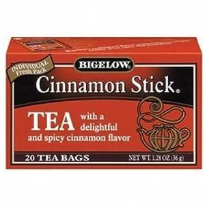 Bigelow Cinnamon Stick Tea (6x20 Bag )