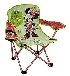 Disney Kids Minnie Bowtique Camp Chair