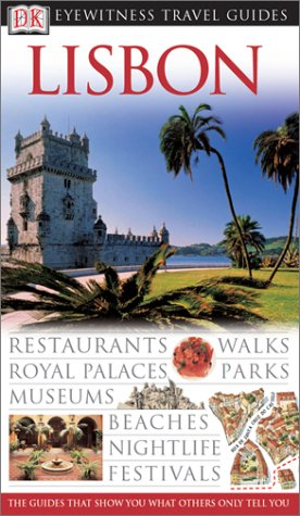 DK Eyewitness Travel Guide to Lisbon