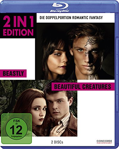 Beastly/Beautiful Creatures (2 in 1 Edition) [Blu-ray]