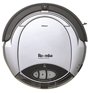 Amazon Com Irobot Roomba Intelligent Floorvac Robotic