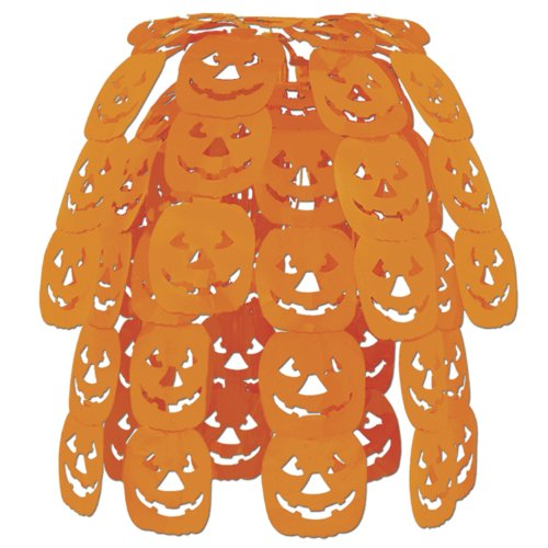 Jack-O-Lantern Cascade Party Accessory (1 count) (1/Pkg)