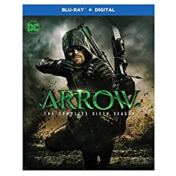 Arrow: The Complete Sixth Season [Blu-ray]