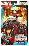 51MBDvqj7WL. SL160  Marvel Comic 2 Pack Thor Versus Iron Man