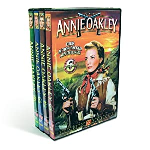 Annie Oakley: Volumes 6-9 (Four-Disc Set) movie