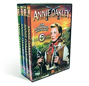 Annie Oakley: Volumes 6-9 (Four-Disc Set)