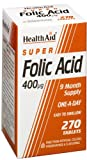 HealthAid Folic Acid 400g - 270 Tablets