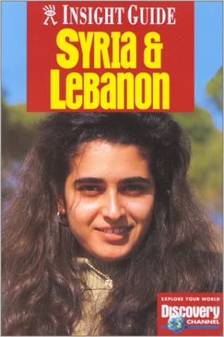 Syria & Lebanon (Insight Guides)