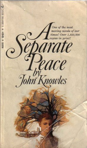 the influence of war in a separate peace by john knowles A separate peace is a coming-of-age novel by john knowles based on his earlier short story, phineas, it was knowles' first published novel and became his best.