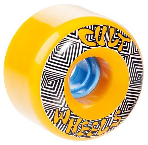 Cult-Converter-85A-Orange-Longboard-Wheels-70mm