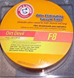 Dirt Devil F8 Odor Eliminating Vacuum Filter