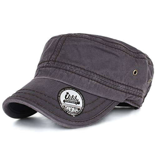 Hats With Leather Strap