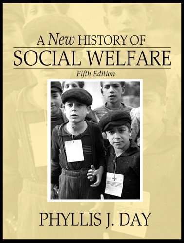 New History of Social Welfare, A (5th Edition)