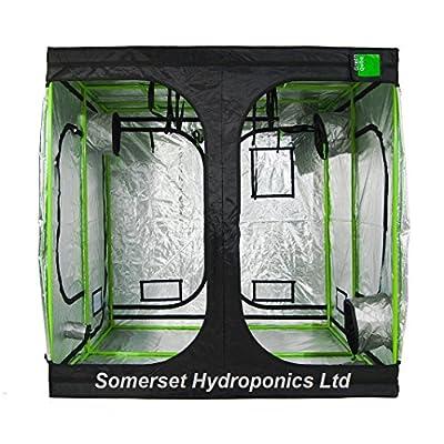Green-Qube GQS200 200cm x 200cm x 220cm Grow Tent