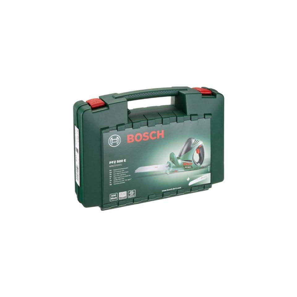 bosch gr n 0603398000 fuchsschwanz pfz 500 e electronic on popscreen. Black Bedroom Furniture Sets. Home Design Ideas