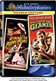 Attack of the Puppet People / Village of the Giants (Double Feature)