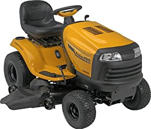 Poulan Pro PB23H48YT 48-Inch 23 HP Briggs and Stratton V-Twin Riding Lawn Tractor With Hydrostatic Transmission from Poulan