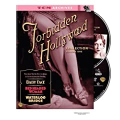Warner Brothers Forbidden Hollywood DVD Collection Volume 1