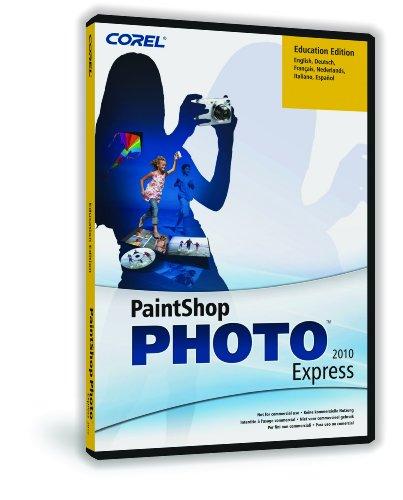 Corel PaintShop Photo Express 2010 Education Edition