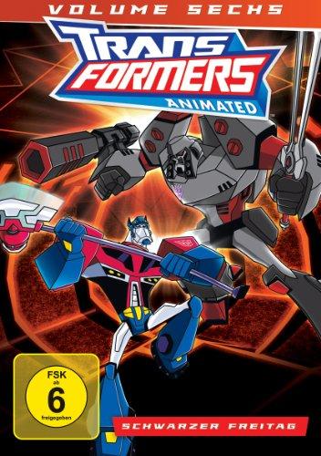 Transformers Animated - Volume Sechs: Schwarzer Freitag