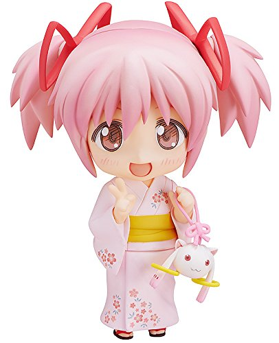 劇場版 魔法少女まどか☆マギカ ねんどろいど 鹿目まどか 浴衣Ver. (ノンスケール ABS&APVC塗装済み可動フィギュア)