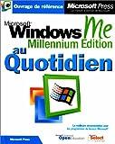 echange, troc Maïté de Vos, Jean-Claude de Vos - Microsoft windows millenium edition - au quotidien - livre de reference - francais