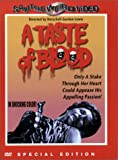 echange, troc Taste Of Blood [Import USA Zone 1]