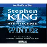 "Atemtechnik Winter. 3 CDsvon ""Stephen King"""