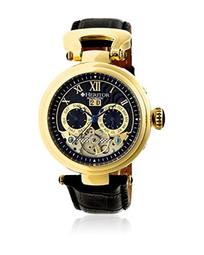 Heritor Reloj Ganzi Herhr3304  48 mm