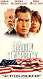 Shadow Conspiracy [VHS] [Import]