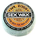 SEXWAX(セックスワックス) ボードワックス CLASSICS オレンジラベル 春・秋用 2個セット オレンジの香り 048462