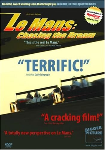 Le Mans Chasing the Dream [DVD]