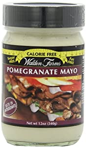 Walden Farms Mayo, Pomegranate, 12-Ounce (Pack of 3)