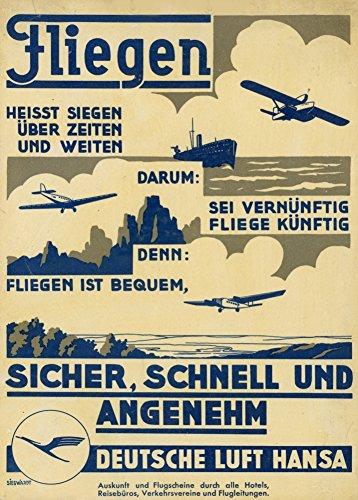 poster-vintageposter-reiseplakat-deutschland-sicher-schnell-und-angenehm-deutsche-lufthansa-c1930-25