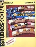 img - for Estudios Sociales Estado Grade 5 Bilingual Teachers Edition Textbook book / textbook / text book