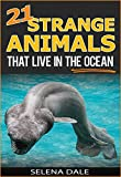 img - for 21 Strange Animals That Live In The Ocean: Extraordinary Animal Photos & Facinating Fun Facts For Kids (Weird & Wonderful Animals - Book 3) book / textbook / text book