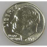 1963 D Roosevelt Silver Dime - Uncirculated
