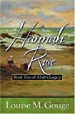 img - for Hannah Rose (Ahab's Legacy) book / textbook / text book