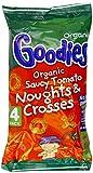 Organix Organic Goodies Noughts and Crosses 15 g (Pack of 3)