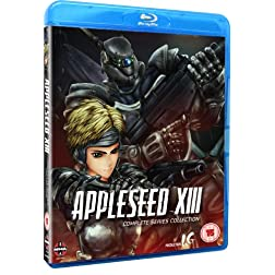 Appleseed Xiii-Complete Series Collection [Blu-ray]