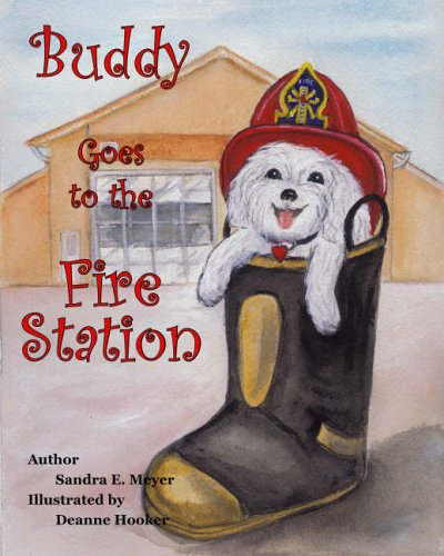 Buddy Goes to the Fire Station