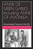 Image of Anne of Green Gables: Including Anne of Avonlea (Illustrated): Illustrated Classics Vol.30