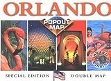 Orlando and Walt Disney World (USA PopOut Maps) Map Group