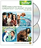 TCM Greatest Classic Films Collection: Family (Lassie Come Home / Flipper 1963 / The Incredible Mr. Limpet / National Velvet)