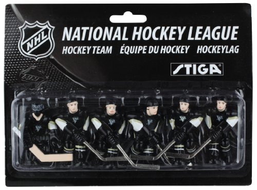 NHL Pittsburgh Penguins Table Top Hockey Game Players Team Pack (Nhl Stanley Cup Hockey Table Game compare prices)