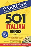 img - for 501 Italian Verbs: with CD-ROM (Barrons Foreign Language Guides) book / textbook / text book