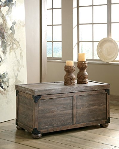 Rustic Accents Storage Cocktail Table front-1042499